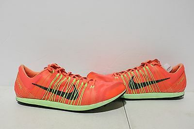 ty-99 Nike Zoom Victory XC2 Track Cross Country 599211-623 Spikes Shoes 11.5