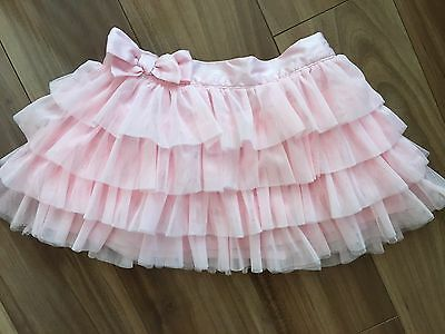 Carter's Pink Ruffle Skirt Baby Girl Size 2T
