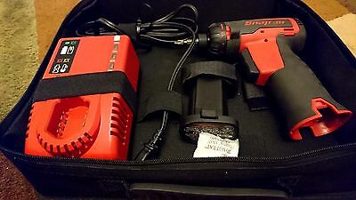 Snap-On Cordless Impact Wrench Kit Cts725  W/battery ,charger And Soft Bag 7.2V