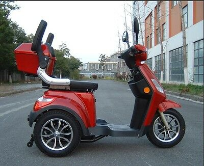 3 wheel electric mobilty scooter 60v 3A