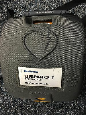 Medtronic AED Life pak Cr-t Trainer