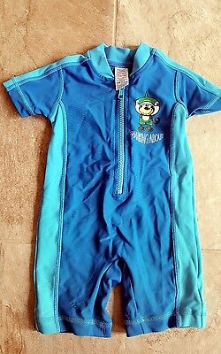 Next Boys sun suit 6-9 months
