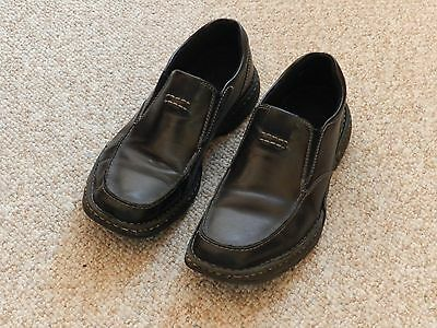 Men's Rockport Black V74212 Slip-on Loafer Shoes Size US 11 M