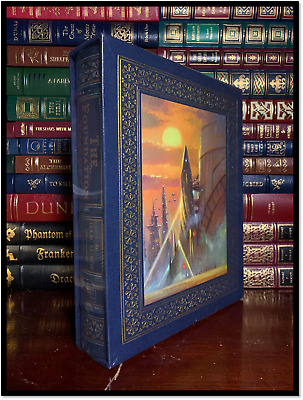 Easton Press The Complete Fiction of H.P. Lovecraft New Sealed Leather Bound