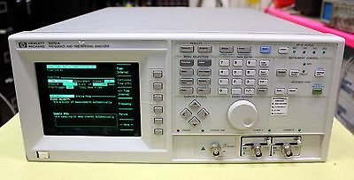 Agilent Keysight Hp 5372A Frequency And Time Interval Analyzer