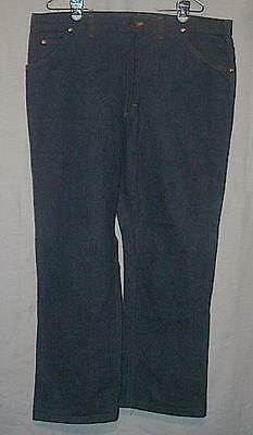 1980's Vintage LEE RIDERS 200 Boot Cut Jeans Talon 42 Men's Measured Size 40x29