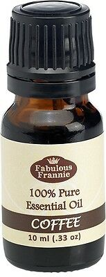 Coffee 10ml Pure Essential Oil BUY 3 GET1 FREE Fabulous Frannie