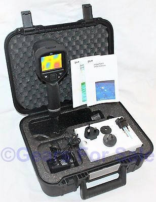 FLIR E6 Compact Thermal Imaging Camera with 160x120 IR Resolution and MSX
