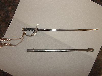 Vintage antique sheath and sword letter opener very cool!