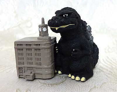 1954 Bandai Godzilla Mini Monster Figure Toho ~ 2004