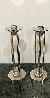 Richard Meier Candlesticks for Swid Powell