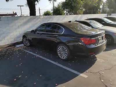 2012 BMW 7-Series  Bmw 740i 2012 clean