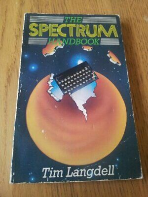 Spectrum Handbook by Langdell, Tim Paperback Book The Cheap Fast Free Post