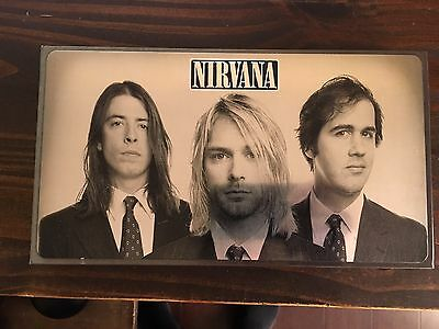 With The Lights Out by Nirvana CD BOX set Good Condition