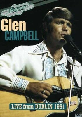 Glen Campbell - Live from Dublin 1981 [New DVD]