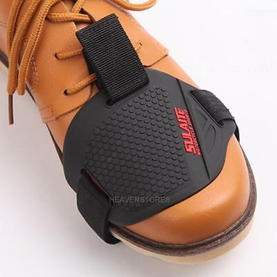Motorcycle Gear Shifter Shoe Boots Protector Shift Sock Boot Cover Protective