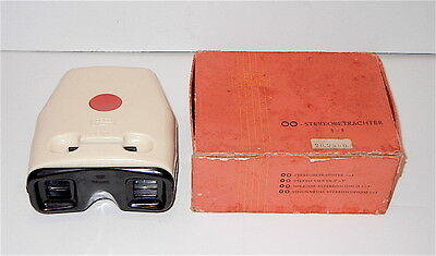 Vintage Zeiss Ikon Stereobetrachter Stereo Viewer