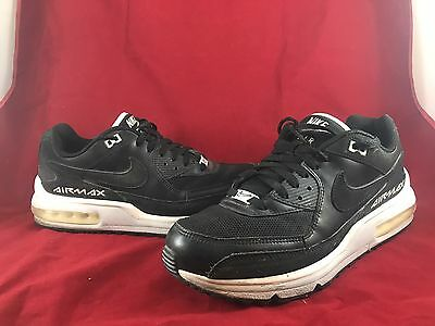 NIKE AIR MAX WRIGHT Black Tech Gray White Running Shoes Mens SIZE 9