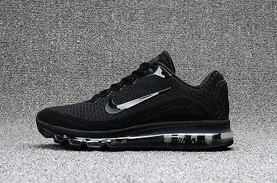 NIKE AIR MAX 2017 MEN'S/MENS SHOES/SNEAKERS/RUNNING/TRAINERS/SPORTS-Black