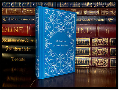 Meditations by Marcus Aurelius New Collectible Hardcover with Ribbon Bookmark