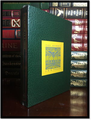 The Hobbit by J.R.R. Tolkien New Sealed Deluxe Slipcase Gift Hardback Lord Rings