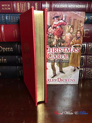 A Christmas Carol - Charles Dickens New Illustrated Deluxe Slipcase Gift Edition