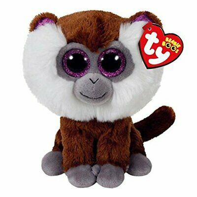 Ty Beanie Babies Boos Tamoo Monkey Plush Soft Toy New With Tags