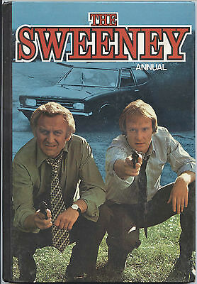 The SWEENEY Annual 1978 VGC