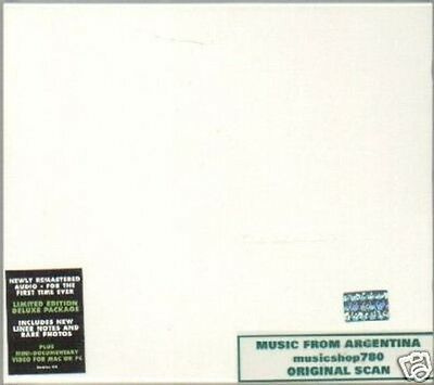 The Beatles White Album Sealed 2 Cd Set 2009 Remastered