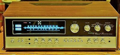 Pioneer QX-8000A vintage sinto amply rare in full work condition.