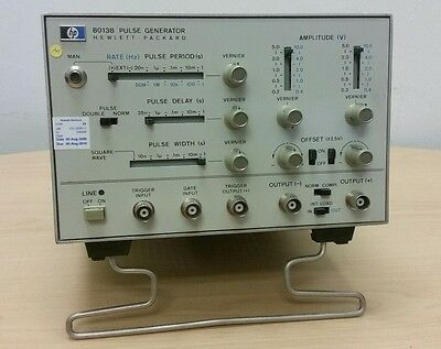 HP Hewlett Packard 8013B Pulse Generator
