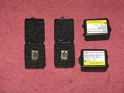 4x IR 2N7218 N Channel 28A/100 V MOSFET TO-254AA X  new/NOS