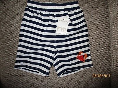 Mother Care Swimming Shorts Size 9-12 Months