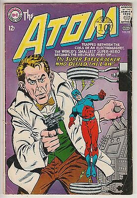 ATOM    V1 #15    FN+ / FN  IN HIS OWN BOOK  12cts 1964   AMERICAN DC COMIC  A