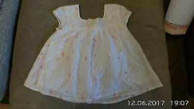 Bnwt Ted Baker Baby Floral Print Lined Dress 12-18M