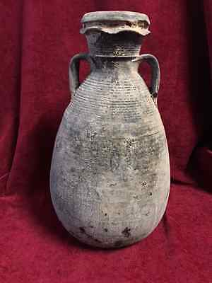 Ancient Pottery Clay Jug/Vessel  for , Wine/ Water