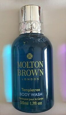 Templetree Molton Brown 50ml New