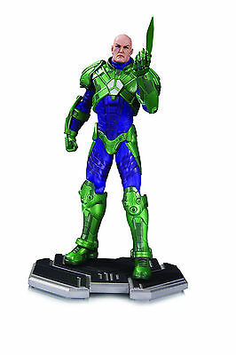DC Collectibles Comics Icons LEX LUTHOR Statue NEW IN BOX