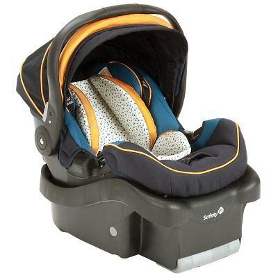 Safety 1st OnBoard Plus Infant Car Seat, Twist of Citrus  NEW  FREE SHIPPING
