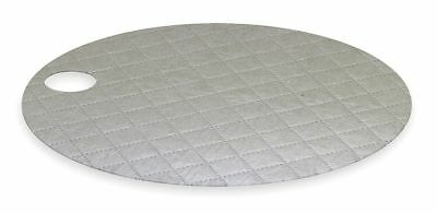 Oil-dri Drum Top Absorbent Pad,  Universal,  Light L90501
