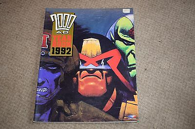 2000 AD Yearbook 1992