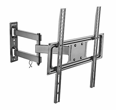 Full Motion Articulating TV Wall mount for LED LCD TV's 37 42 47 50 55 60 65 70""