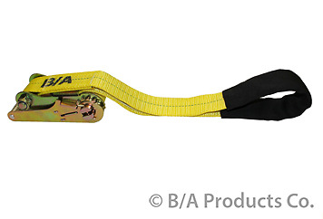 "38-107 B/A Products 3"" Heavy Duty Tie Down"