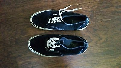Men's Vans Shoes Size 13, Athletic,Tennis shoes Black