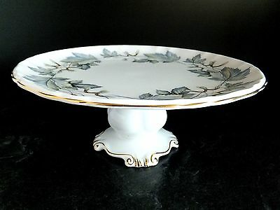 Royal Albert Silver Maple Cake Stand