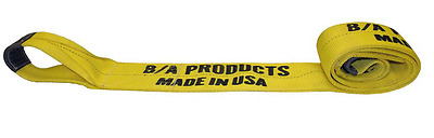 """12"""" x 26' Single Ply Recovery Strap By B/A Products"""