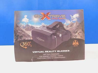 Easypix GoXtreme VR Headset Virtual Reality Brille Schwarz