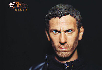 """1:6 Belet Character Head Sculpt for 12/"""" Action Figure #201403H"""