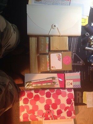 Target Dollar Spot Large Lot Of Stationary Supplies
