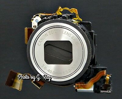 Genuine Canon PowerShot A4000 Lens Unit with CCD (image sensor)-Repair/Parts